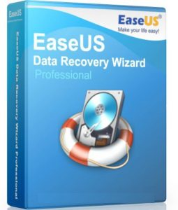 EaseUS Data Recovery Wizard 13.7Crack Key + License Code {2021}