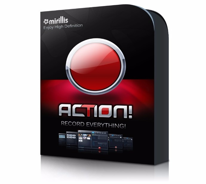 Mirillis Action 3.7.0 With Crack