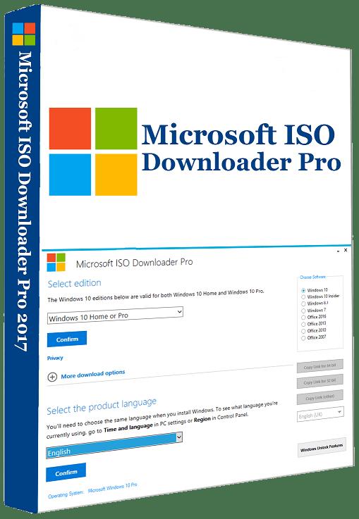 Windows ISO Downloader 7.20 Crack Full Is Here