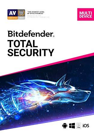 Bitdefender Total Security 2019 Crack With Keygen Download { Key + Code}