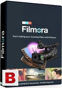 Wondershare Filmora X 10.0.6.8 Crack Key With Keygen 2021 Download