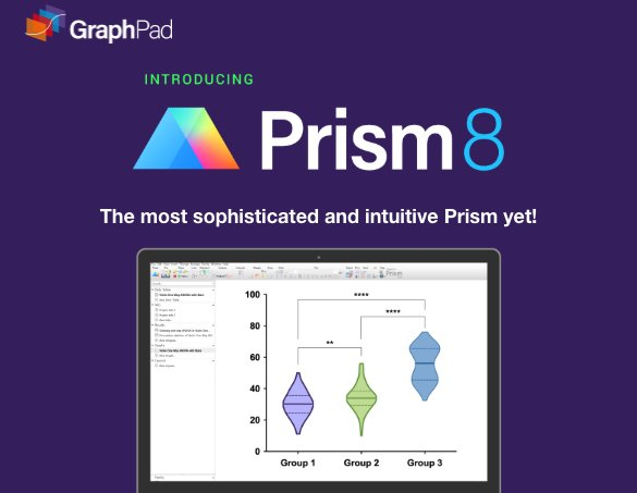 GraphPad Prism Crack 8.0.1.244 With Key 2019 Download