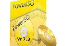 PowerISO 7.3 Crack With Keygen Download 2019 [Portable]