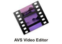 AVS Video Editor 9.0.1.328 Crack 2019 Download {Windows + Mac}