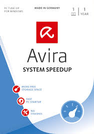 Avira System Speedup Pro Crack 4.14.1.7709 With Key 2019 Download
