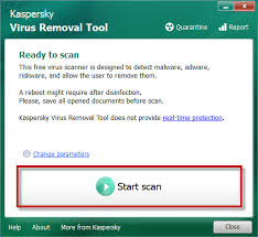 Kaspersky Virus Removal Tool Crack 2020 With Full Key Download