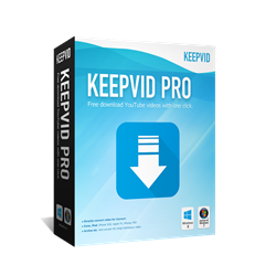 KeepVid Pro 7.5 Crack 2020 With Lifetime Key Download