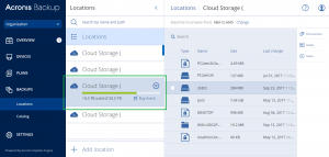 Acronis Cloud Storage Full Free 2019 Download For Windows