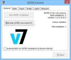 ASTER V7 Crack 2.26.1 With Keygen (Latest 2020) Download