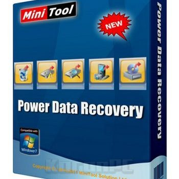 MiniTool Power Data Recovery Crack 8.1 With Serial Key 2019 Download