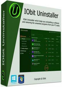 IObit Uninstaller Pro Crack 8.5.0.8 With Key 2019 Download