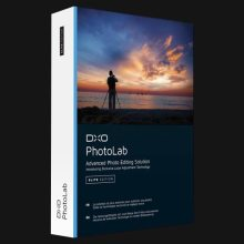 DxO PhotoLab 3.3.2.59 Crack 2020 With Serial Key Free Download