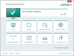 Kaspersky Total Security Crack 2020 With License Key Free Download
