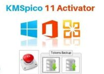KMSpico 11 Windows + Office Activator 2019 Final - Updated