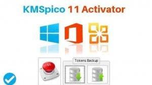 KMSpico 11 Windows + Office Activator 2021 Final - Updated